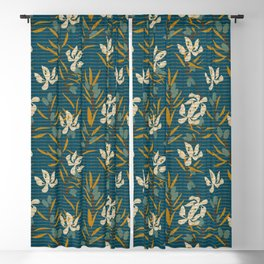 KALI OLIVE Blackout Curtain