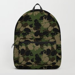 SKULL CAMO Backpack