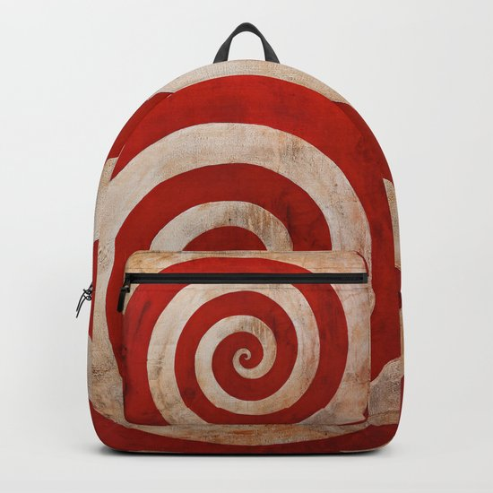 Sideshow Carnival Spiral Backpack