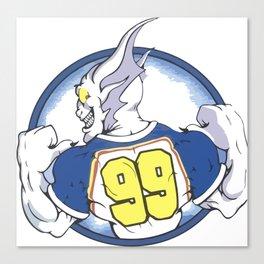 Beast Hockey Logo #99 Canvas Print