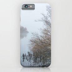 Magic Foggy Morning At The Lake iPhone 6s Slim Case