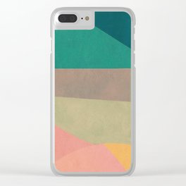 Change Of Season Clear iPhone Case
