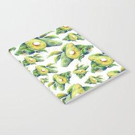 Avocados - Watercolor Notebook