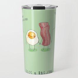 Eggs & Bae-con Travel Mug