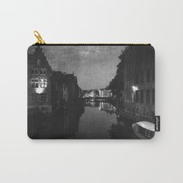 late night in Ghent  Carry-All Pouch