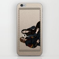 gondor iPhone & iPod Skins featuring Gondor Humour by wolfanita