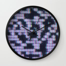 Painted Attenuation 1.1.4 Wall Clock