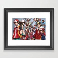 Generations Framed Art Print