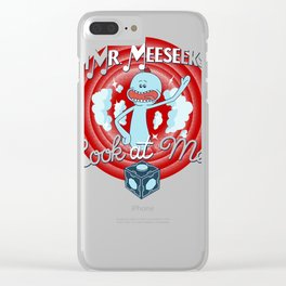 Merrie Mr Clear iPhone Case