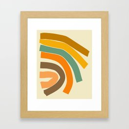 BEND (2) Framed Art Print
