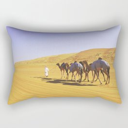 Desert Rectangular Pillow