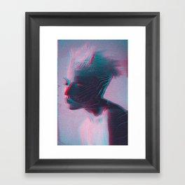 anaglych_2.0_32 Framed Art Print