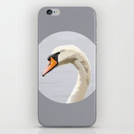 Elegance: Swan iPhone Skin