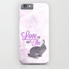 Love is in the hare. Slim Case iPhone 6s