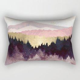 Plum Forest Rectangular Pillow