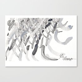 Earl Grey Canvas Print