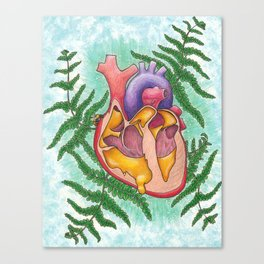 Sweetheart 2 Canvas Print