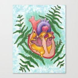 Sweetheart 2 Canvas Print