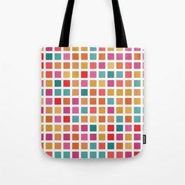 City Blocks - Sunrise #910 Tote Bag