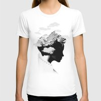 ace T-shirts featuring It's a cloudy day by Robert Farkas