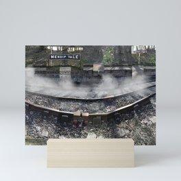 Ghosts of a Railway Mini Art Print