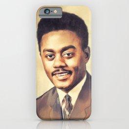 Johnnie Taylor, Music Legend iPhone Case