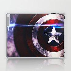 Captain Shield Laptop & iPad Skin
