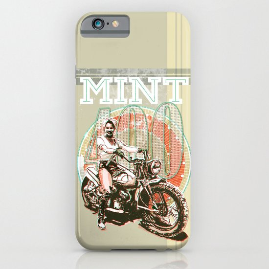 MINT 400 iPhone & iPod Case
