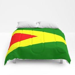 Flag of Guyana Comforters