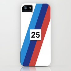 RACING COLOURS- BMW RACING Slim Case iPhone (5, 5s)