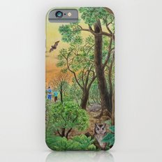A Day of Forest (9). (the forest at night) iPhone 6s Slim Case