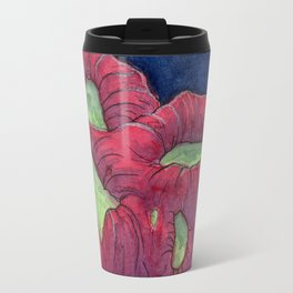 Kryptonite Coral Travel Mug