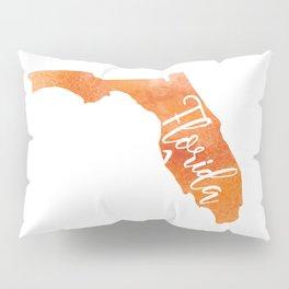 Pray for Florida Pillow Sham