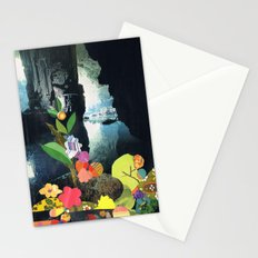 Cave Garden IV Stationery Cards