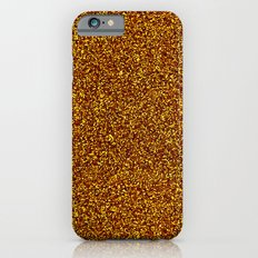 GLITTER KISS iPhone 6s Slim Case