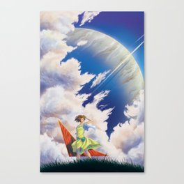 Cosmic Spring Canvas Print
