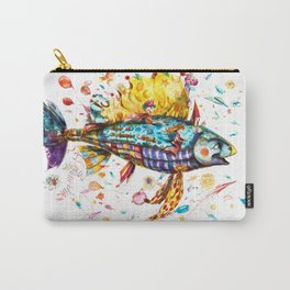 Toy's Fish Carry-All Pouch