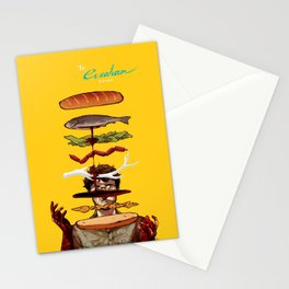 The Graham Brand Stationery Cards