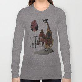 """""""A Polished Slavery"""" by Winn Smith Long Sleeve T-shirt"""