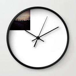 Haleakala  Wall Clock