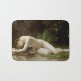 Adolphe William Bouguereau - Biblis Bath Mat