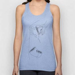 Natural Deodorant/Fresh Unisex Tank Top