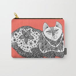Relaxi-Cat Carry-All Pouch