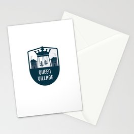 Queen Village - Philly Sigils Stationery Cards