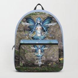 Water Elemental Fairy Backpack