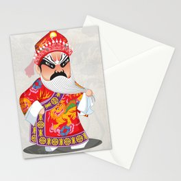 Beijing Opera Character LianPo Stationery Cards