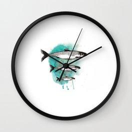 Herring Wall Clock