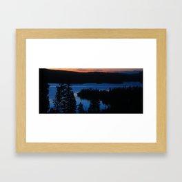 Sunclay Framed Art Print