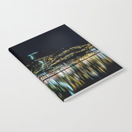 City of Bergen, Norway Notebook