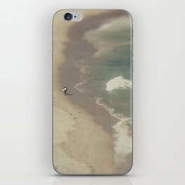 Lone Rider iPhone Skin